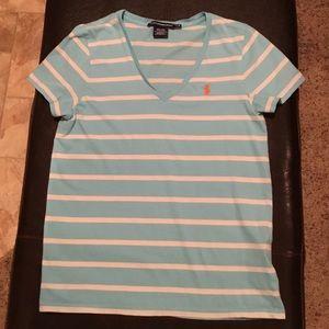 3 for $15💥 RALPH LAUREN SPORT Large T-Shirt